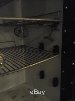 1940's General Electric Refrigerator Art Deco/Vintage needs repairs