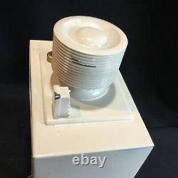 Antique 1930s Art Deco General Electric GE Telechron Promo Refrigerator Clock