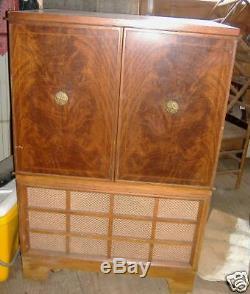 Ge General Electric Vintage Movie Prop Television Tv Te120