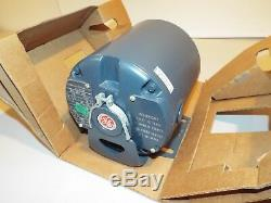 General Electric 5KH32EG 468 Pump 1/8 HP 1725 RPM AC MOTOR BRAND NEW VINTAGE. I66