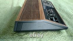 General Electric 7-4885A Programmable Alarm Clock Radio, GE vintage digital 4880