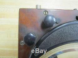 General Electric 888510 Antique Amp Meter Vintage Antique 39006