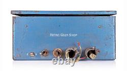 General Electric BC-1-A Broadcast Consolette Mixer Tube Analog Vintage Rare BC1A