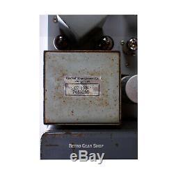General Electric GE BA-7A Tube Limiter Compressor Rare Vintage Analog