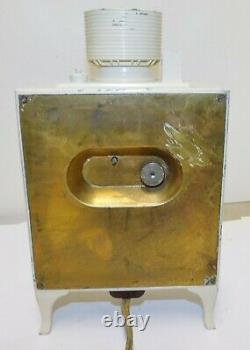 General Electric GE Telechron Promo Refrigerator Clock 1930's
