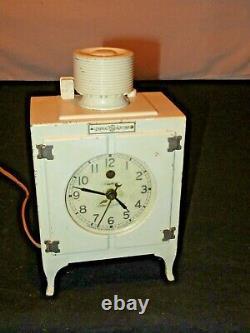 General Electric GE Telechron Promo Refrigerator Clock 1930's Vintage (F762)