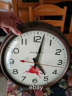 General Electric Vintage Wall Clock