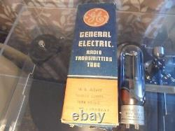 General Electric Vt 4 C 211 Old Stock In Box Tested Vintage Valve Tube