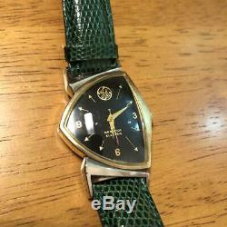 Hamilton Pacer GE Dial General Electric Vintage Watch 10K Gold Filled S445933