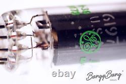 Lot 50 Vintage General Electric JAN 6197 / 6CL6 Premium Tube BangyBang Tubes