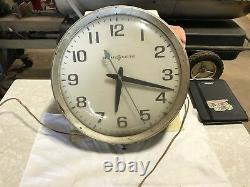 Made In USA Vintage General Electric Wall Clock