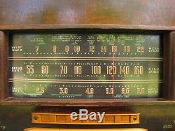 Rare Vintage General Electric J-71 Radio