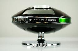 Ufo Radio General Electric P2775A Space Age Top Vintage Flying Saucer 70er