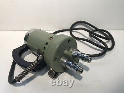 Universal vintage Jade green electric Food Mixer E-770 LANDERS FRARY & CLARK