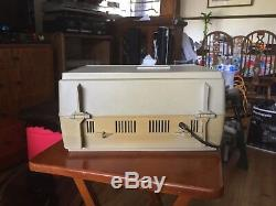 VTG General Electric GE Automatic Portable Record Player V638R