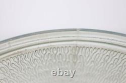 Vintage 1940s-50s GE 3778506 General Electric Glass Acorn Street Light Globe