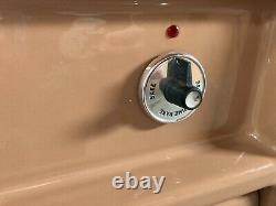 Vintage 1950s General Electric Wall Oven Brown