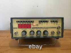 Vintage Black Star Jupiter 2010 function generator electrical instrument TESTED