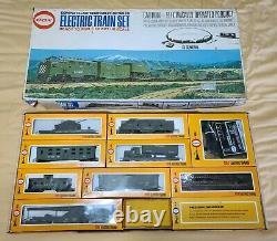 Vintage Cox GI General U. S. Army Electric Train Set HO Scale