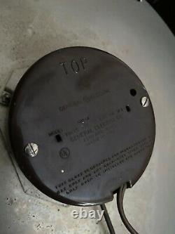Vintage Dr. Pepper Clock General Electric 1801