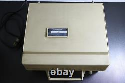 Vintage GE General Electric V639h Portable Phonograph Record Player Swingmate