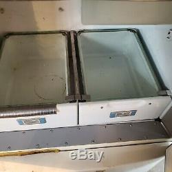 Vintage GE general electric refrigerator Freezer, all original, works great