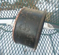 Vintage GE industrial Volt Meter Steampunk gauge General Electric 7