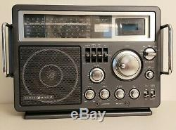 Vintage GEGeneral Electric 7-2990A6 Band RadioShort Wave 1-4 AM FM