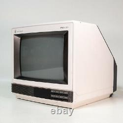 Vintage General Electric 9'' Portable Color Television Retro Gaming FM Radio
