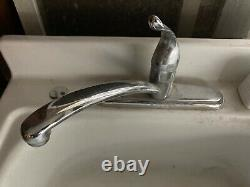 Vintage General Electric Dishwasher and Sink Combo