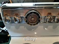 Vintage General Electric Double oven Push Button Magic