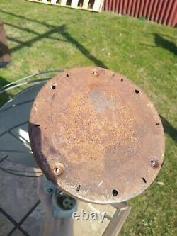 Vintage General Electric GE Vortalex Gray 3 Speed Osculating Fan 16 Blade