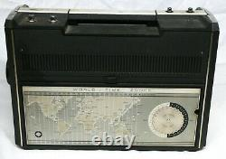 Vintage General Electric P4990A World Monitor Multiband 12-Band Radio