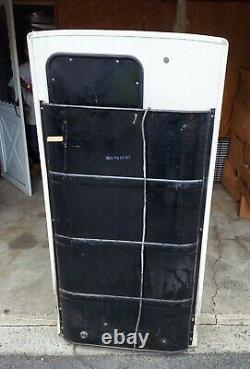 Vintage General Electric Refrigerator Parts or Repair