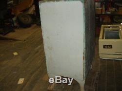 Vintage General Electric Refrigerator Type FEA