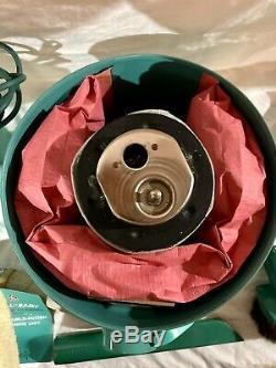 Vintage General Electric Roll Easy Vacuum Cleaner