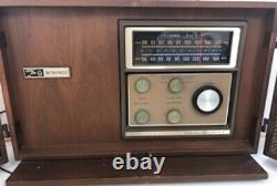 Vintage General Electric Stereophonic AM/FM Radio, Circa 1960's Model T1025