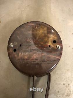 Vintage General Electric Telechron / Working