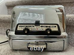 Vintage General Electric Toaster Oven Model 25T83 Toast-R-Oven