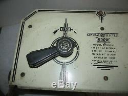 Vintage General Electric Tungar 6V Battery Charger Model 6RB33B1 LQQK