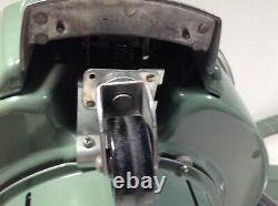 Vintage General Electric Vacuum Cleaner Swivel Top Vintage Model C-7