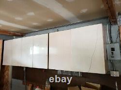 Vintage Pink Metal Kitchen Cabinets General Electric