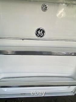 Vintage Refurbished 1954 GE General Electric Custom COMBINATION Refrigerator