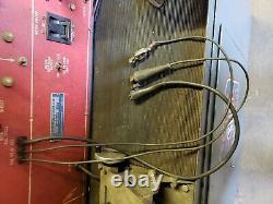 Vintage Sun Electronics 620 Electric Generator Alternator Starter Tester Works