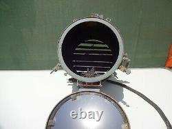Vintage USN General Electric Searchlight Model 95313