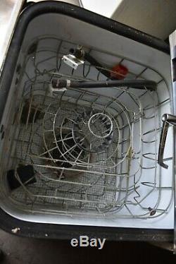 Vintage dishwasher GE MCM appliances General Electric 50's