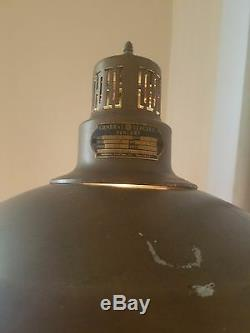 1930 Vintage General Electric Sun Lamp