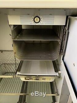 1930 Vintage Réfrigérateur Antique General Electric