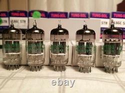 5751 Jan Ge General Electric Vintage Tube Nos Nib 12ax7 Etracer