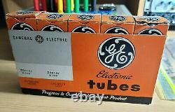 7581a Ge General Electric Vintage Tube 7581 6l6gc Nos Manche De 5 Etracer